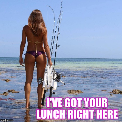 I'VE GOT YOUR LUNCH RIGHT HERE | made w/ Imgflip meme maker
