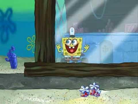spongebob window Blank Template - Imgflip