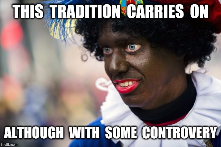 THIS  TRADITION  CARRIES  ON ALTHOUGH  WITH  SOME  CONTROVERY | made w/ Imgflip meme maker