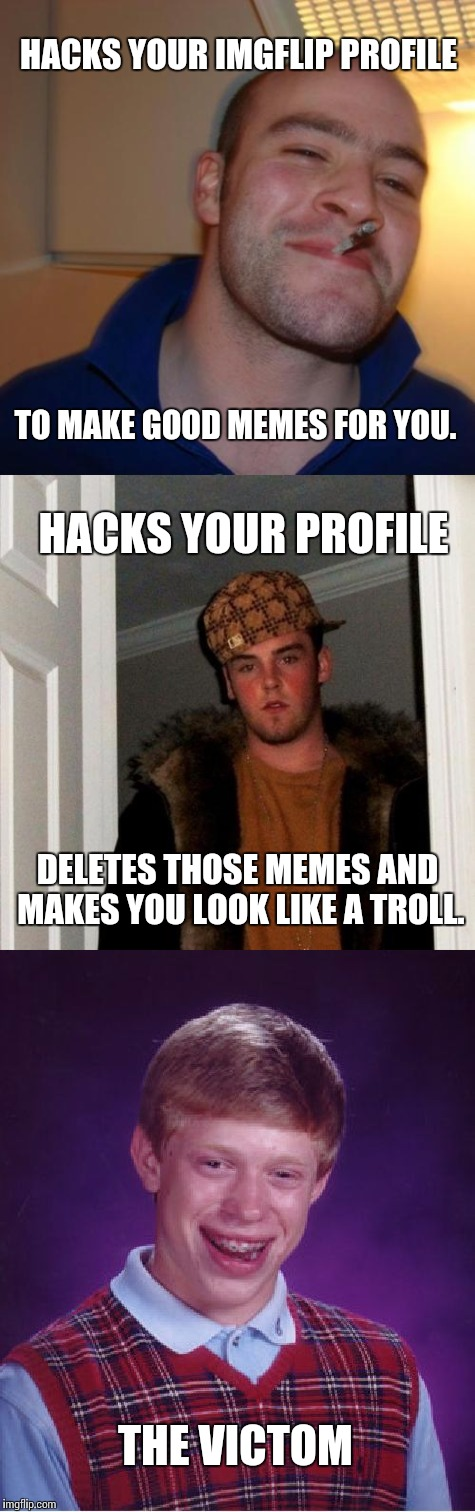"A tribute to CiferOscuras, and yes, I know I spelled ""victem"" wrong, but idk how to spell it 