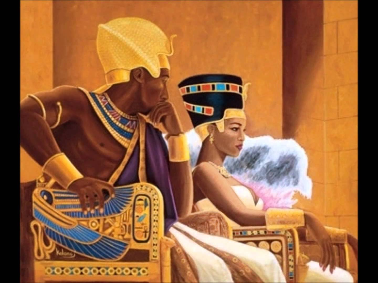 black egyptian kings and queens xxx