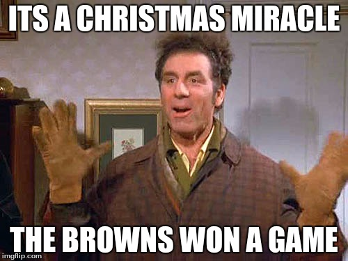 Its A Christmas Miracle.Image Tagged In Festivus Miracle Imgflip