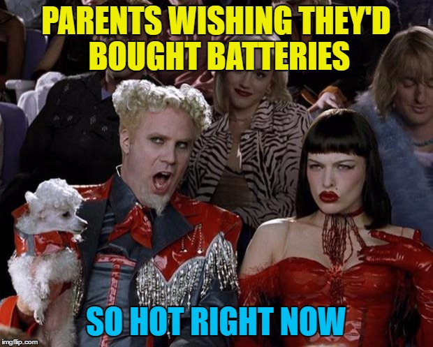 """I knew there was something I forgot..."" 
