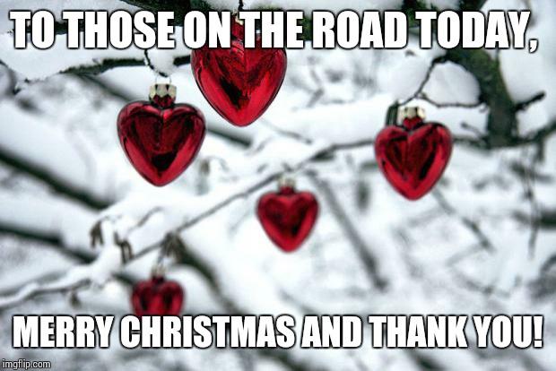 Trucker Home For Christmas Imgflip