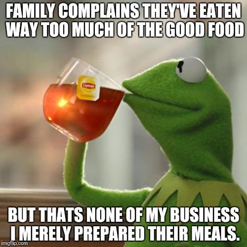 Family Christmas Meme Funny.Christmas Feeding Imgflip