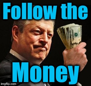 Follow the Money | made w/ Imgflip meme maker