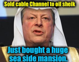 Sold cable Channel to oil sheik Just bought a huge sea side mansion. | made w/ Imgflip meme maker