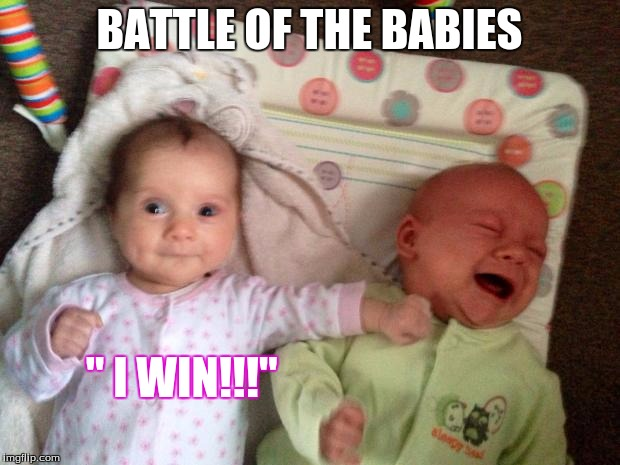 1gn1lu battle of the babies imgflip