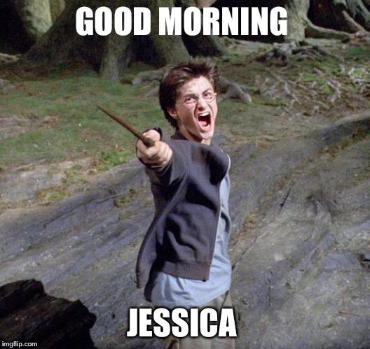 Good Morning Meme Creator : Harry potter imgflip