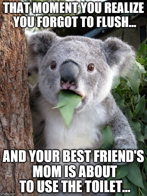 """Sorry, Mrs. G."" 