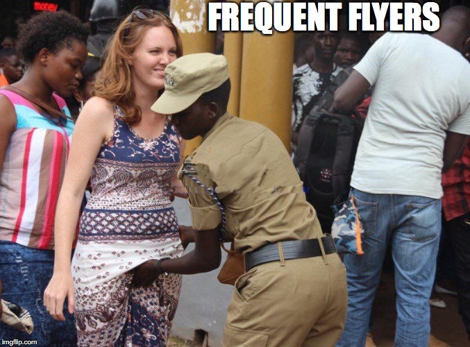 FREQUENT FLYERS | made w/ Imgflip meme maker