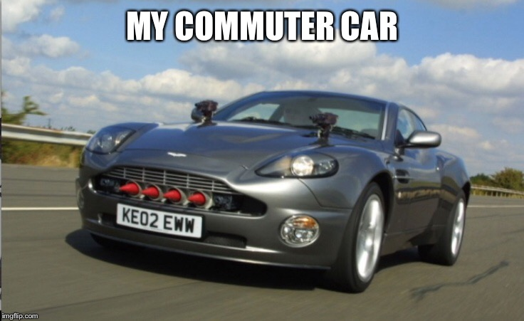 MY COMMUTER CAR | made w/ Imgflip meme maker