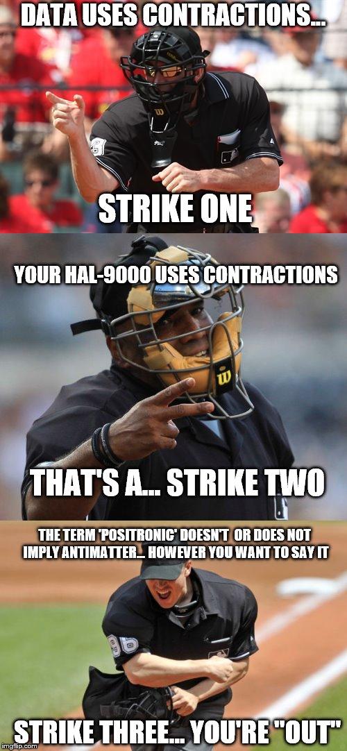 late to the shallow alyssa meme strike 3 - Downvoting Roman ...