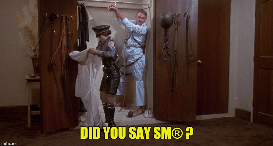 DID YOU SAY SM® ? | made w/ Imgflip meme maker