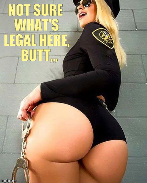 NOT SURE WHAT'S LEGAL HERE,   BUTT,,, | made w/ Imgflip meme maker
