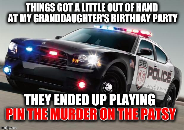 "Her version of ""Tag, You're It"" 