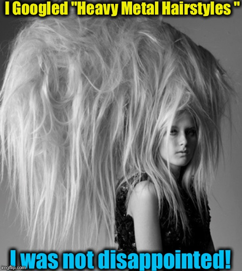 "I lived through the ""Big Hair '80's but I was unaware that AquaNet came in a 55 gallon drum.... 