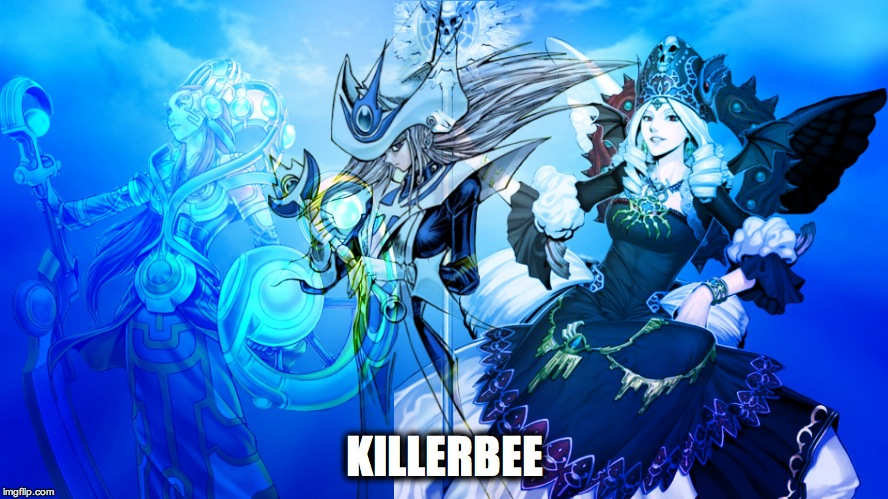 KILLERBEE | image tagged in 7 | made w/ Imgflip meme maker
