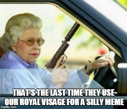 THAT'S THE LAST TIME THEY USE OUR ROYAL VISAGE FOR A SILLY MEME | made w/ Imgflip meme maker