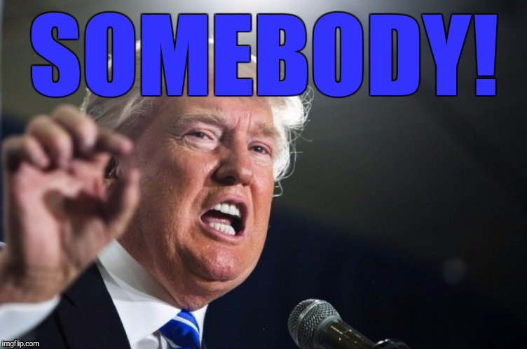 SOMEBODY! | made w/ Imgflip meme maker