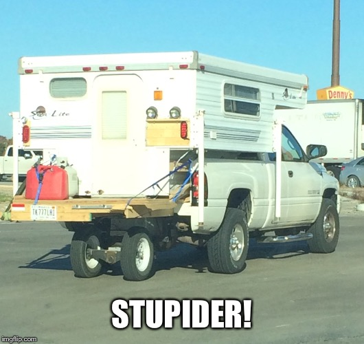 STUPIDER! | made w/ Imgflip meme maker