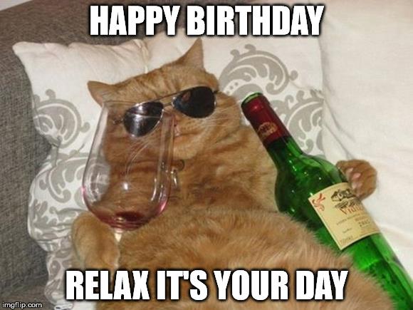 1h9fcn funny cat birthday memes imgflip