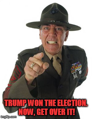R Lee Ermey Outstanding Meme trump for president - ...