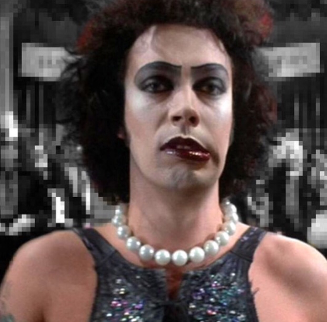Tim Curry Eat Me Meme Template