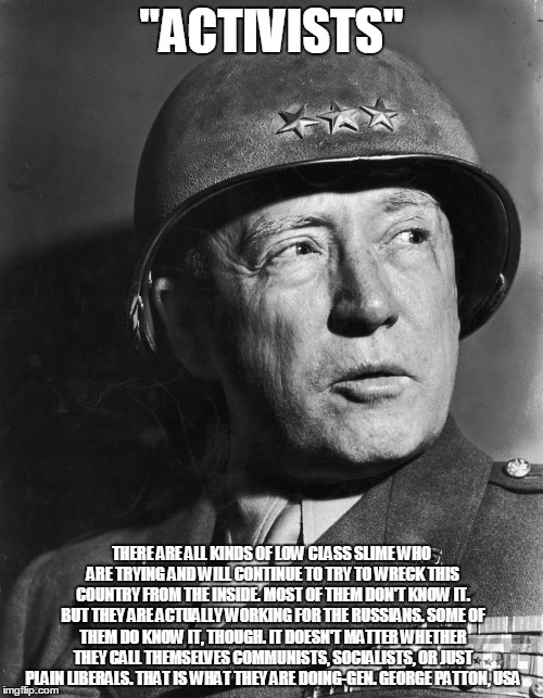 """General Patton 