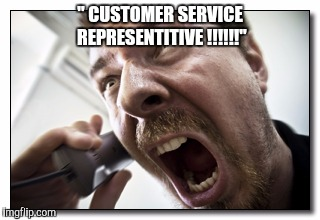 "Shouter | "" CUSTOMER SERVICE REPRESENTITIVE !!!!!!"" 