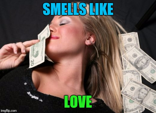 SMELLS LIKE LOVE | made w/ Imgflip meme maker