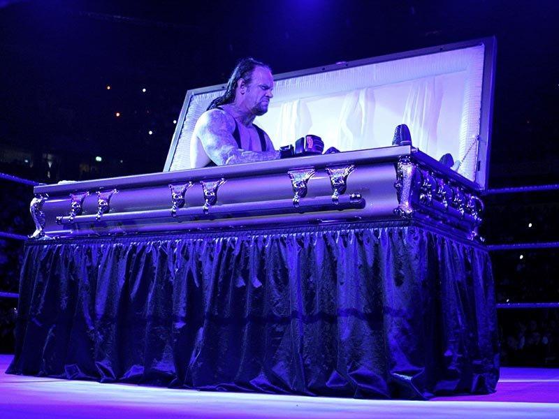 undertaker in coffin blank template imgflip