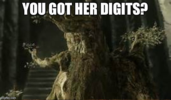 YOU GOT HER DIGITS? | made w/ Imgflip meme maker