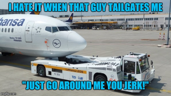 "How Would You Like to See That In Your Rear View Mirror? | I HATE IT WHEN THAT GUY TAILGATES ME ""JUST GO AROUND ME YOU JERK!"" 