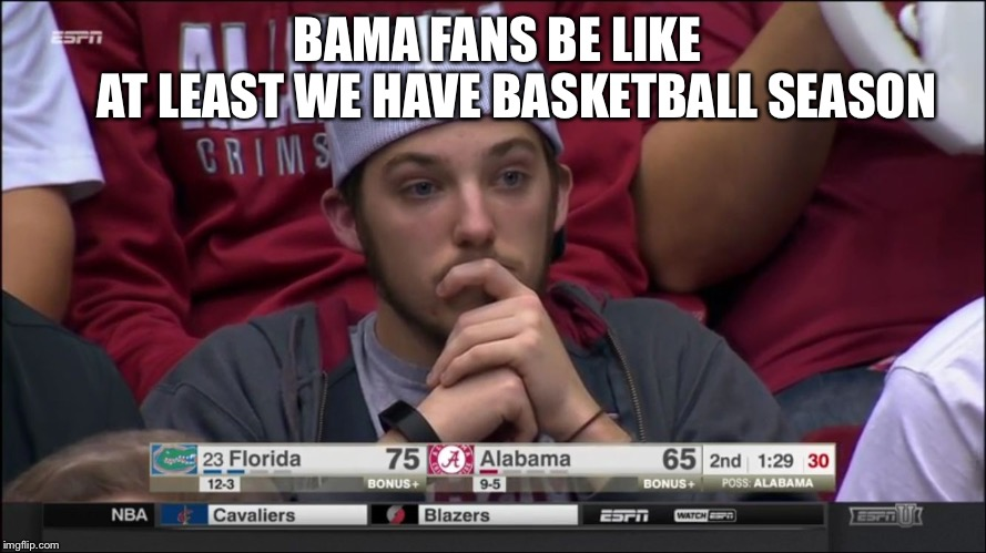 1hfzhp bama fans after the loss to clemson in the football championship