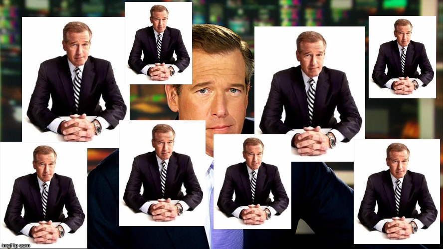 Brian Williams I was There | . | image tagged in brian williams i was there | made w/ Imgflip meme maker
