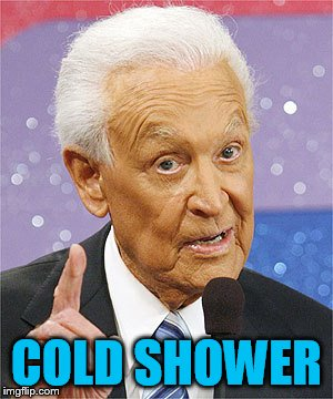 COLD SHOWER | made w/ Imgflip meme maker