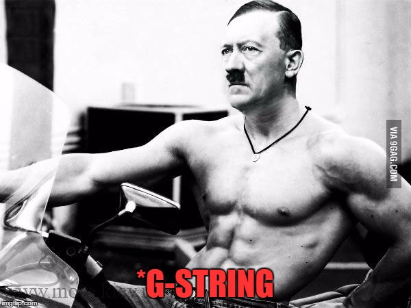 *G-STRING | made w/ Imgflip meme maker