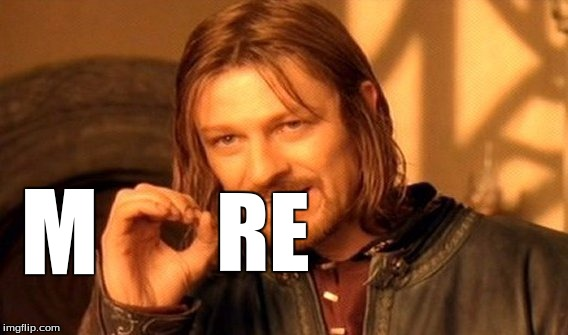 One Does Not Simply Meme | M RE | image tagged in memes,one does not simply | made w/ Imgflip meme maker
