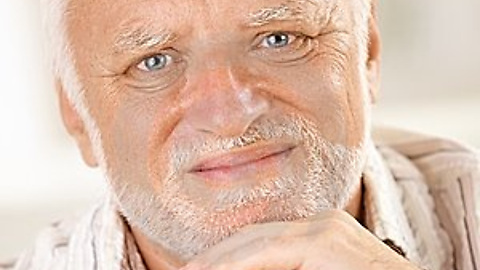 Sad old guy Blank Template - Imgflip