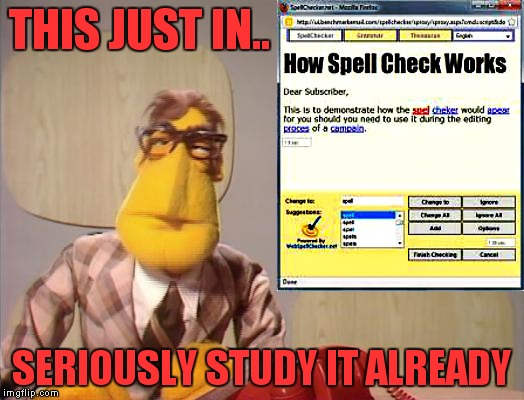 THIS JUST IN.. SERIOUSLY STUDY IT ALREADY | made w/ Imgflip meme maker
