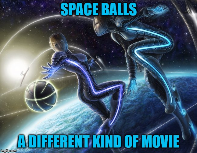 SPACE BALLS A DIFFERENT KIND OF MOVIE | made w/ Imgflip meme maker