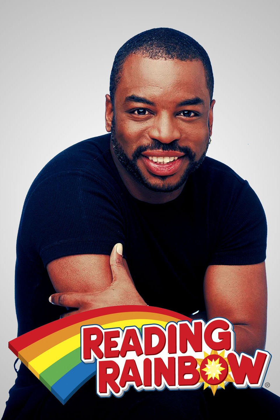1hlv9y reading rainbow grown up reading blank template imgflip