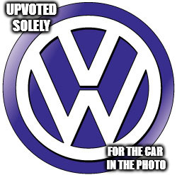 UPVOTED SOLELY FOR THE CAR IN THE PHOTO | made w/ Imgflip meme maker