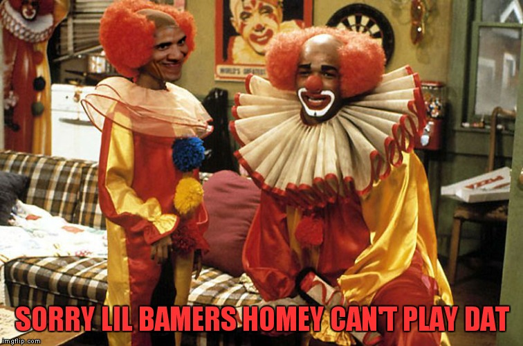 SORRY LIL BAMERS HOMEY CAN'T PLAY DAT | made w/ Imgflip meme maker