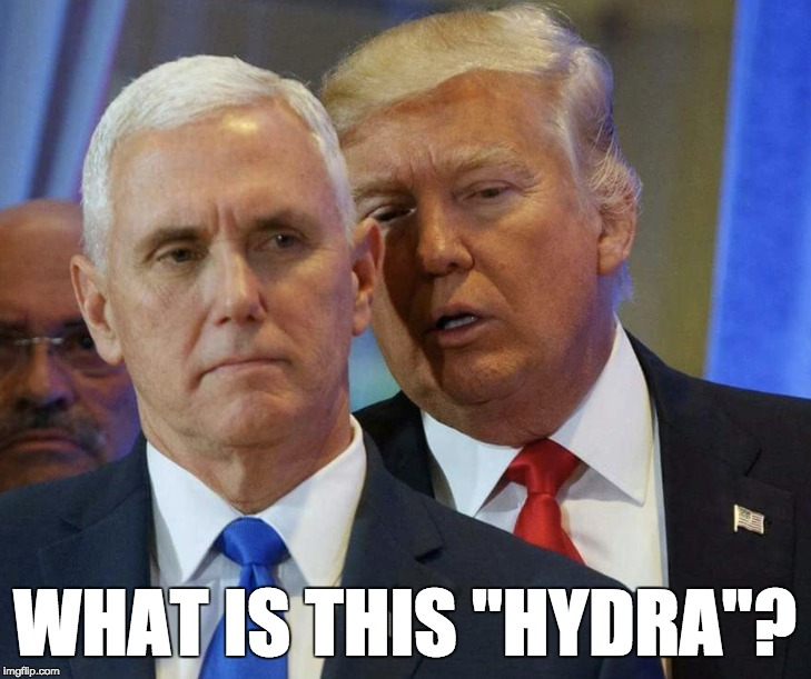 "what is this hydra? | WHAT IS THIS ""HYDRA""? 