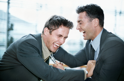 Image result for men laughing