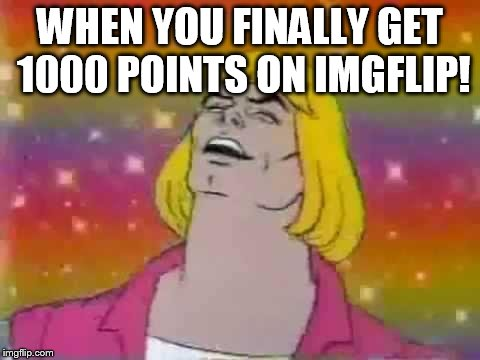 "He-Man ""party"" 