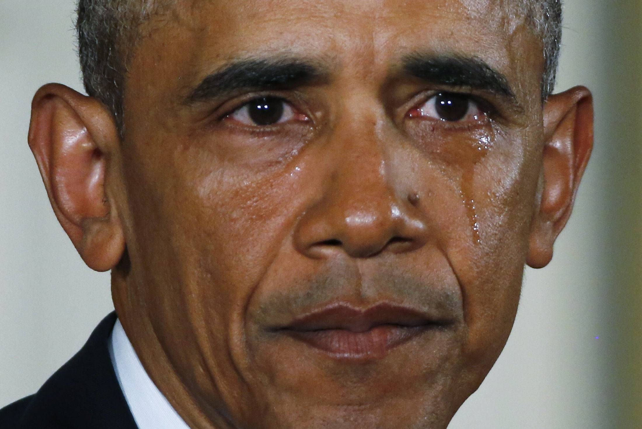 Image result for obama sad