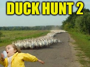 DUCK HUNT 2 | made w/ Imgflip meme maker
